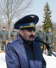 виступає полковник Петро КОСТЮК